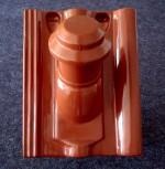Odvětrávací taška plastová - komínek - DN 100, DN 125